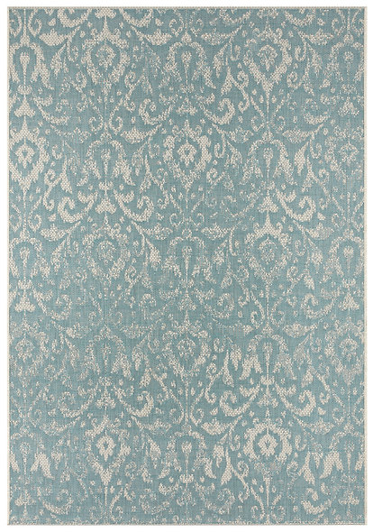 DYWAN 103888 TURQUOISE TAUPE