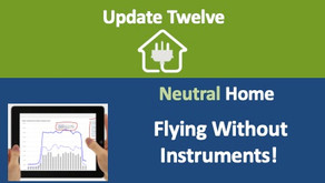 Update 12: Flying Without Instruments