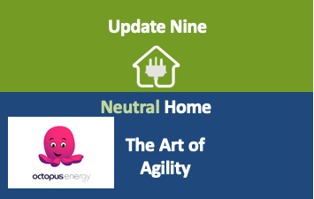 Update 9: The Art of Agility