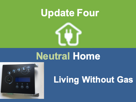 Neutral Home 4:  Living Without Gas – The Heat Pump Experience