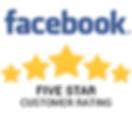Mr.quickpick 5 star rating on Facebook
