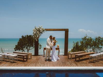 Casamento Mima e Dalton - Lusival Junior