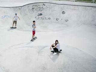 Summer skate spots