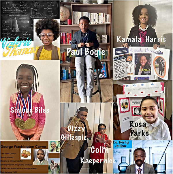 2021 Black History Living Wax Museum.JPG