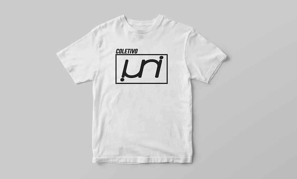 T-shirt Coletivo Uni