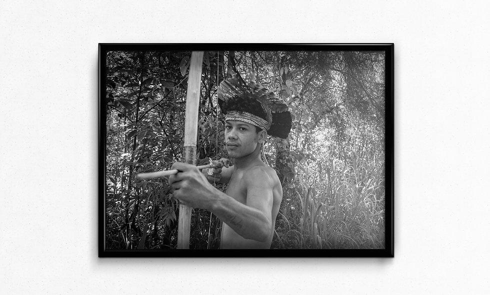 Jovem Guerreiro Pataxó