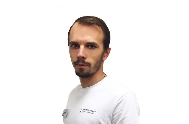 Разваляев Александр реабилитолог