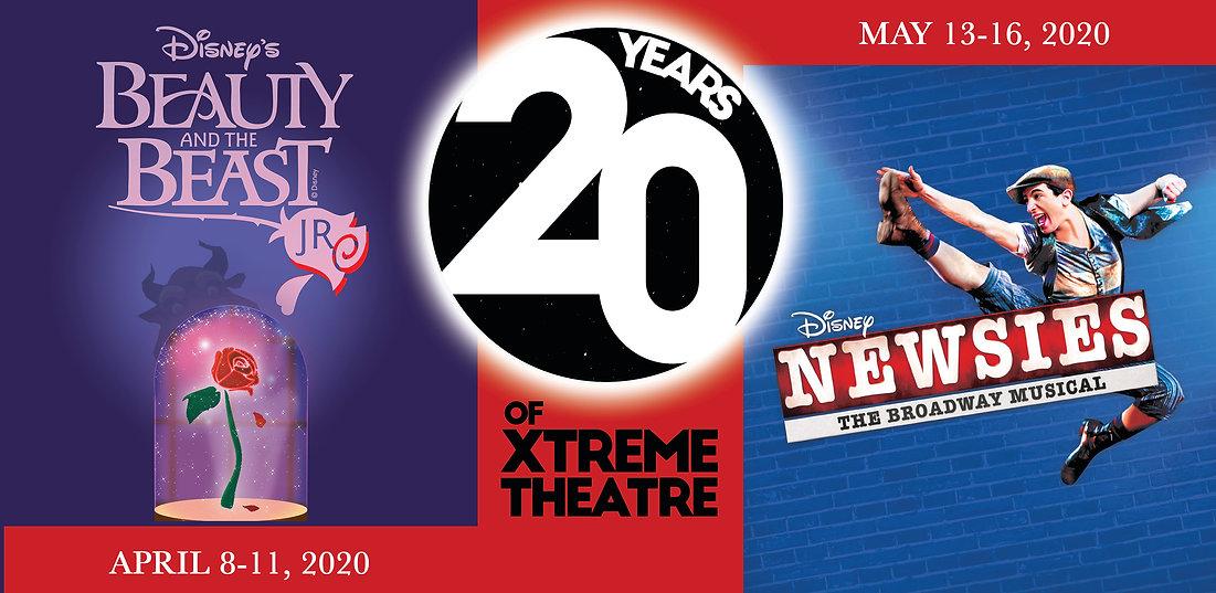 xtreme theatre beauty and newsies.jpg