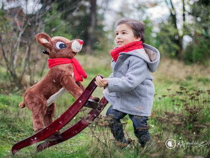 Christmas Mini sessions in Vancouver's Great Outdoors