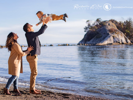 Whytecliff Park Family Photography in Vancouver BC