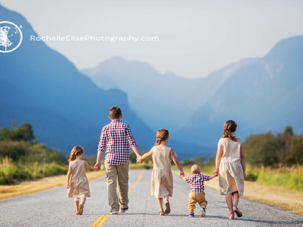 Vancouver Family Photography Photographer by Rochelle Elise Photography
