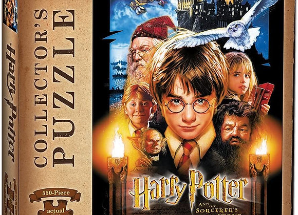 550 Piece Puzzle - Harry Potter and The Sorcerer's Stone