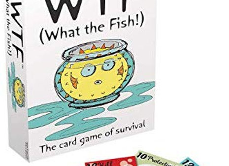 WTF (What the Fish) Card Game