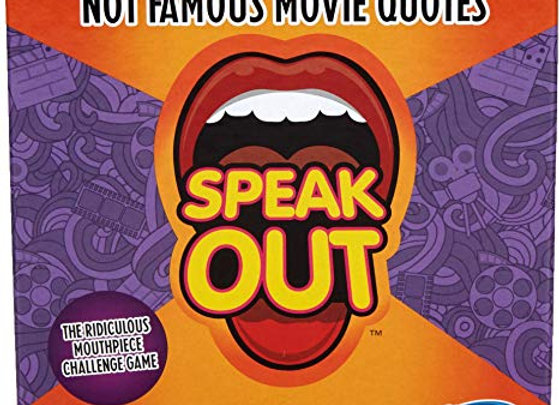 Speak Out - Not Famous Movie Quotes
