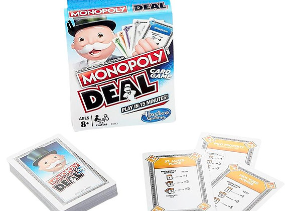Monopoly Deal (Card Game)