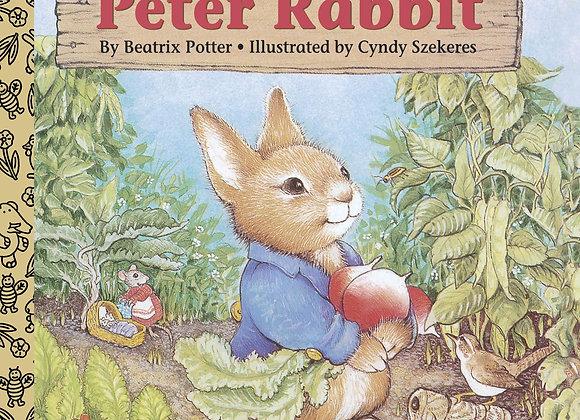 The Tale of Peter Rabbit - A Little Golden Book