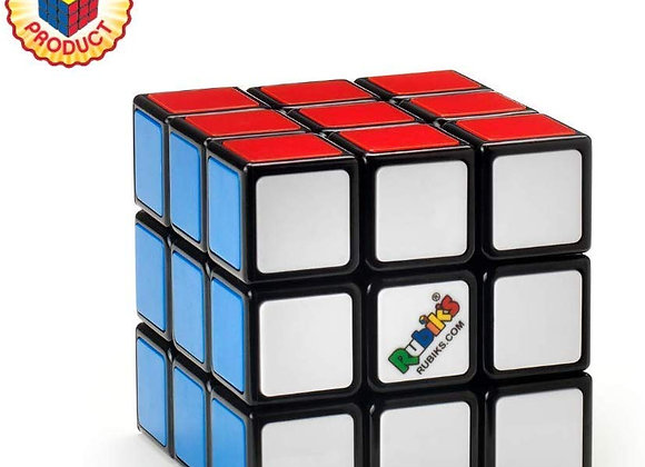 The Original 3x3 Colour-Matching Puzzle, Classic Problem-Solving Cube