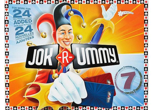 Jok-R-ummy (Card Game)
