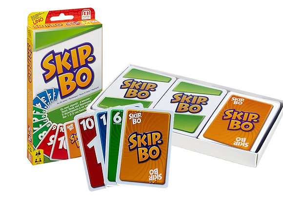 Skip-Bo (Card Game)