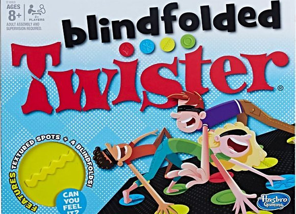 Twister - Blindfolded