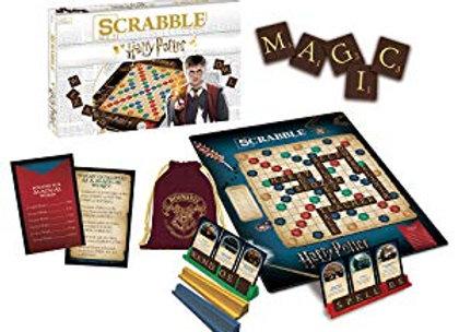 Scrabble - Harry Potter Crossword Game