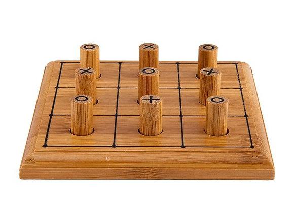 Mini Tic Tac Toe - Bamboo Game