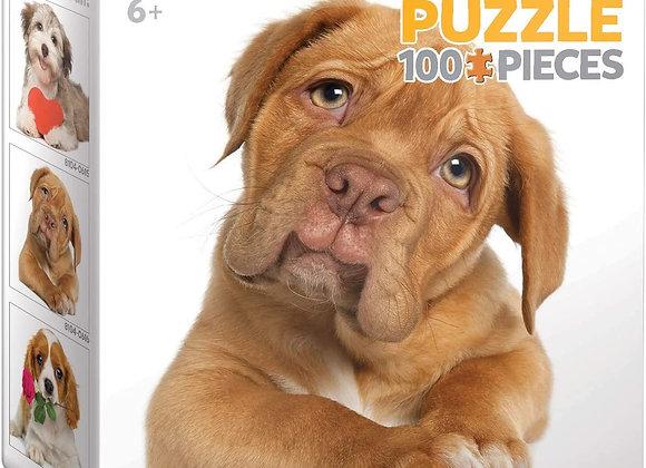 100 Piece Puzzle - Puppy