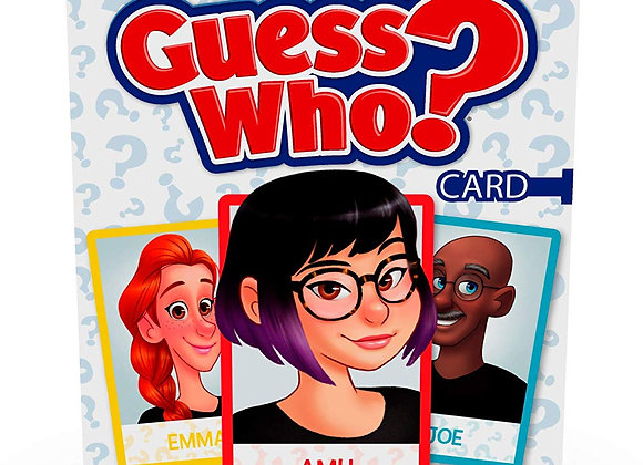 Guess Who? (Card Game)
