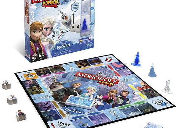 Monopoly Junior - Frozen Edition