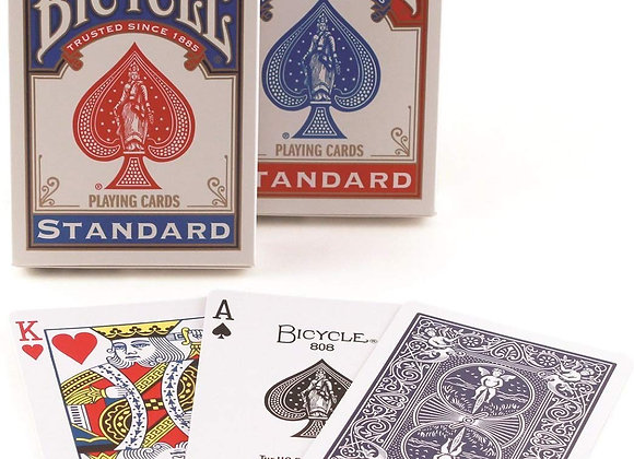 Bicycle - Standard Playing Cards