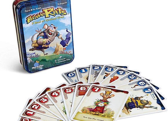 Brave Rats - Card Game