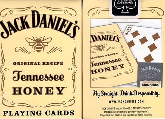 Bicycle - Jack Daniel's Tennessee Whiskey Playing Cards