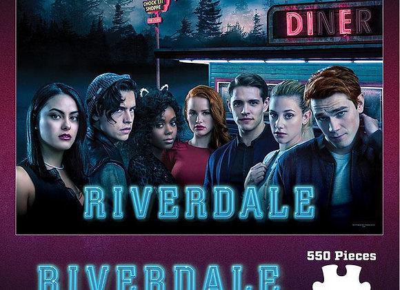 550 Piece Puzzles - Riverdale