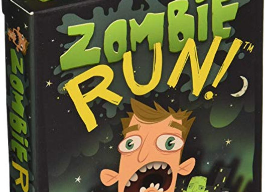 Zombie Run! (Card Game)