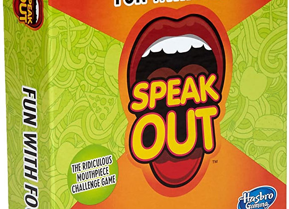 Speak Out - Fun With Food