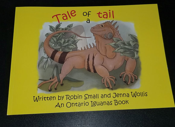 Books - Tale Of A Tall Tale