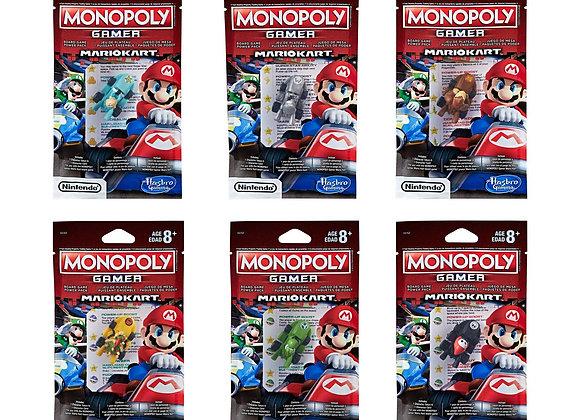 Hasbro Gaming Monopoly Gamer Mario Kart Power Pack
