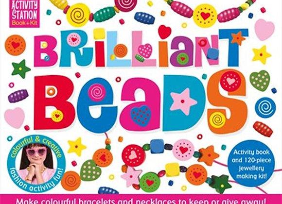 Brilliant Beads - Activity Station Book + Kit