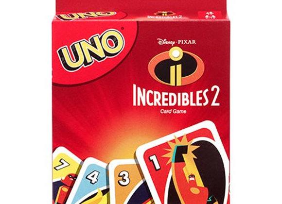 Uno - Incredibles 2