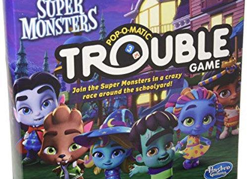Trouble - Netflix Super Monsters Edition