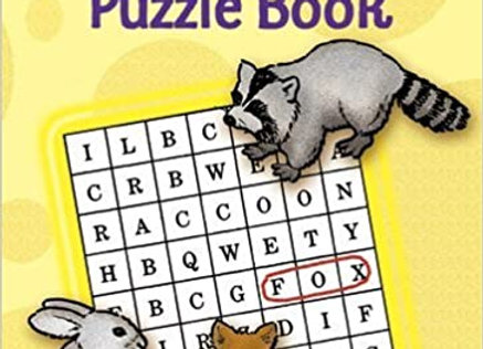 Paperback - Little Search a Word Puzzle Book