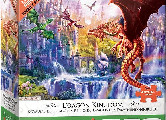 500 Piece Puzzle - Dragon Kingdom