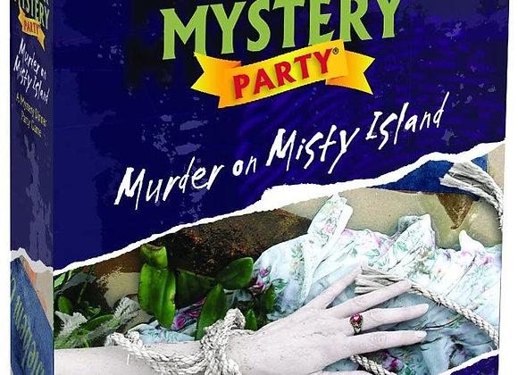Murder Mystery Party - Murder on Misty Island