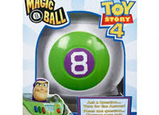 Magic 8 Ball - Toy Story