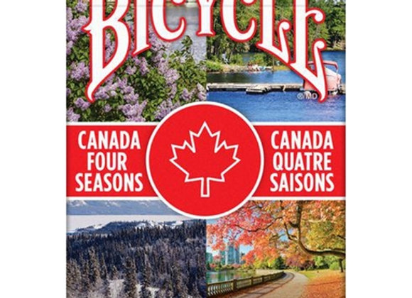 Bicycle - Canada Four Seasons
