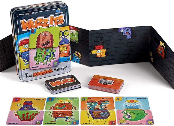 Blue Orange WuzzIts Game