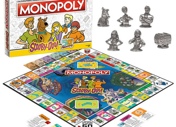 Monopoly - Scooby-Doo 50th Anniversary