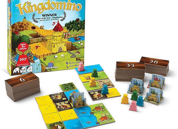 Kingdomino Award Winning Family Strategy Game