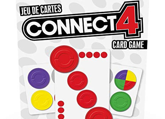 Connect 4 (Card Game)