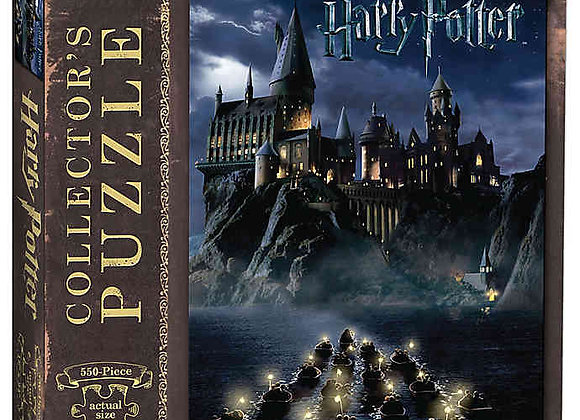 550 Piece Puzzle - World of Harry Potter